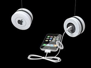 Индукционная зарядка для iphone и ipod