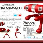 Стерео web-камера - Minoru