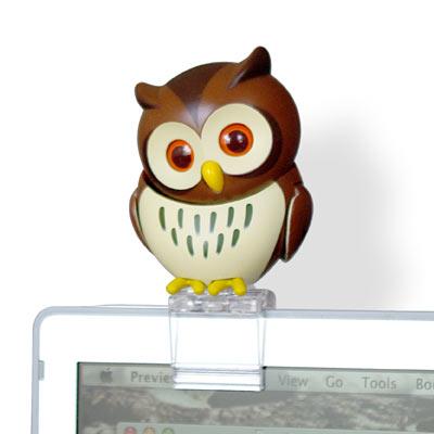 USB Robot Owl - робот сова