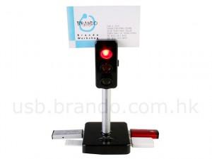 Traffic Light USB Hub with Voice Recording - Хаб «Светофор» с возможностью голосовой записи