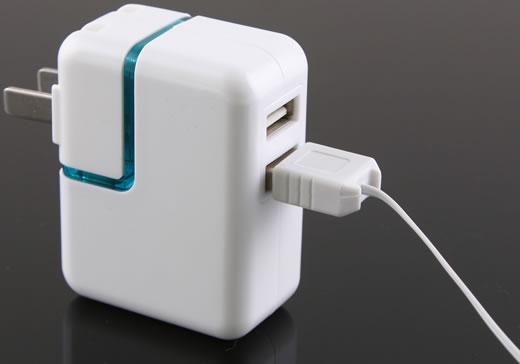 USB Travel Adapter - Помощник для путешествий сделанный в стиле Apple