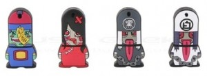 Флешки Ghoul Series USB Drives
