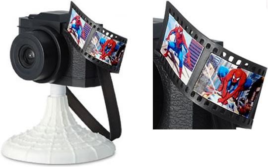 Spider-Man USB Webcam - USB веб камера из серии Spider Man