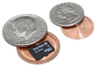 Монета для шпионов