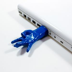 Hand Sign USB Keys - USB флешки в виде жестов руками