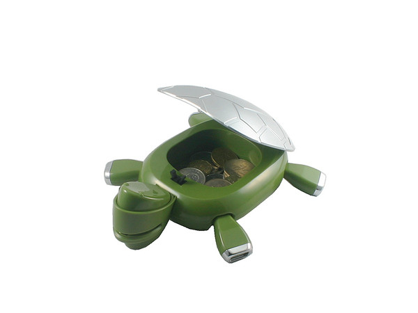 Turtle 4 Port USB Hub & Card Reader - USB Хаб и кардридер в форме черепахи