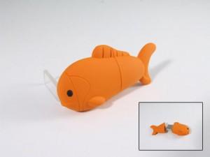 Флешка в виде рыбки групера