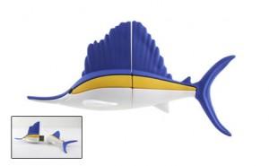 usb флешка - рыба меч