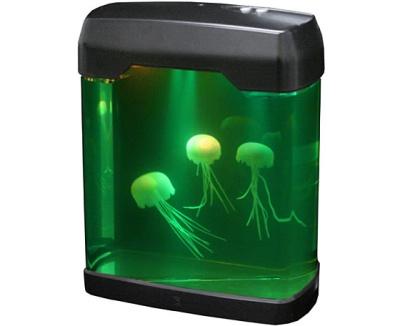 USB-аквариум с медузами