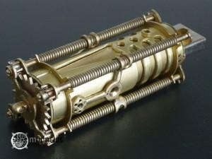 steampunk флешка сделанная в России