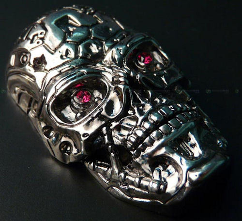 "Terminator Crystal USB drive - Флешка ""Терминатор-4"""