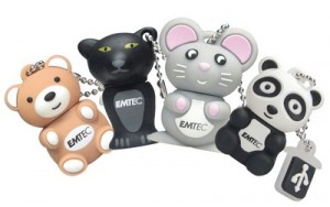 Emtec USB Animals