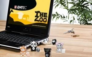 Emtec USB Animals