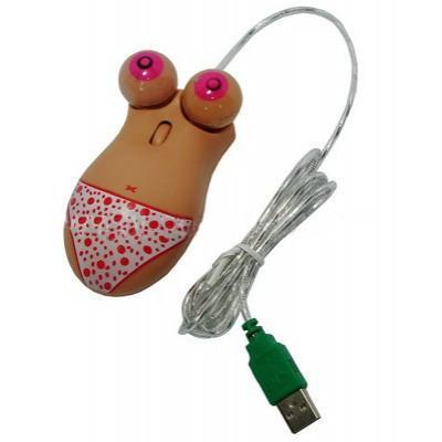 Сексуальная мышка для компьютера