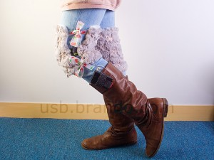 USB Heating Kneepads