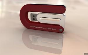 Chris Pirillo USB Flash Drive