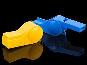 USB Whistle Flash Drive - флешка-свисток