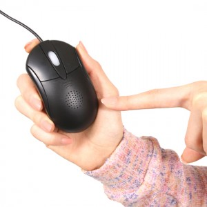 speaker mouse