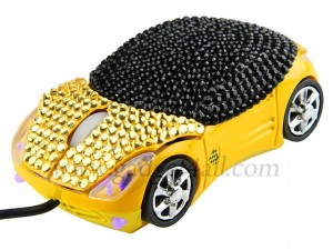 bling bling car