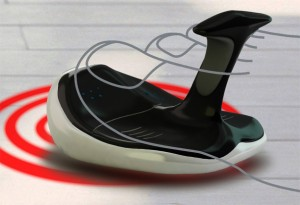 flip flop mouse