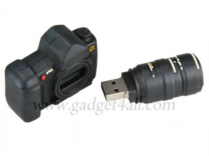 DSLR Camera USB Flash Drive