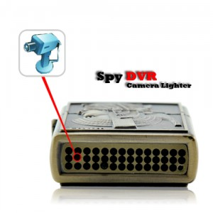Spy DVR Camera Lighter