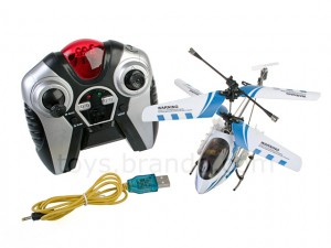 Tiny USB Rechargeable IR Helicopter