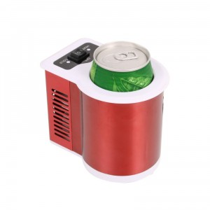 Thanko USB Hot & Cool Slim Can Holder