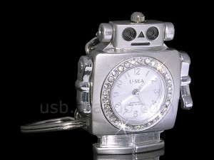 USB Robot Watch Flash Drive