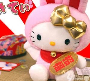 Что подарить девушке на новый год из Hello Kitty