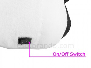USB Panda MP3 Player - музыкальная плюшевая панда