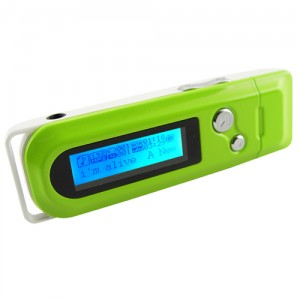 MP3 Player and 4GB Flash Drive with FM Transmitter + Car Kit - идеальный попутчик в дороге