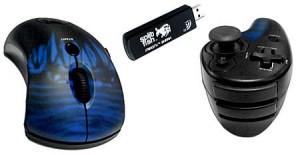 Splitfish FRAGFX SHARK Gaming Mouse - Уникальная игровая мышь-джойстки