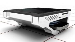 Tilting Solar Panel for Your USB Gadgets - кружащаяся солнечная зарядка