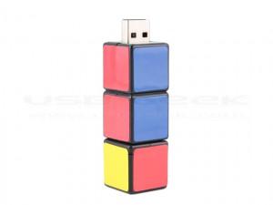 Rubik's Cube USB Drive - флешка Кубик Рубик