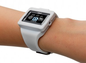 SWaP Rebel: Часофон - телефон в виде наручных часов