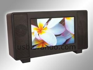 USB Multimedia Alarm Clock - мультимедийный будильник