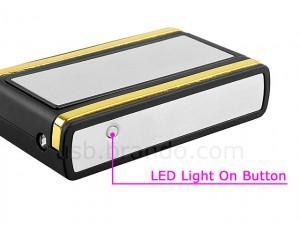 USB Cigarette Lighter with LED Light - удобная зажигалка-фонарик