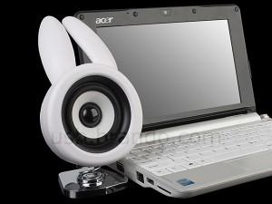 USB S1&S2 Rabbit Speaker - кроличьи USB аудио спикеры