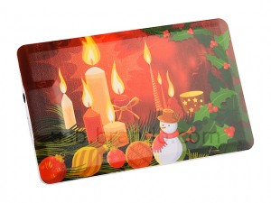 USB X'mas Seriers Flash Card MP3 Player - Рождественский плеер