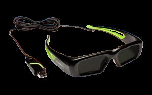 Nvidia 3D Vision – компьютерные 3D-очки от Nvidia