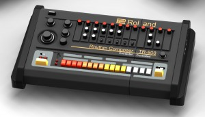 8GB TR-808 Flash Drive