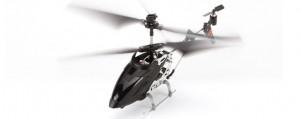 Griffin Hello TC — радиоуправляемый через iPhone вертолет