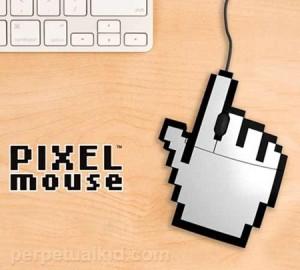 Pixel Mouse — Пикселизованная мышь