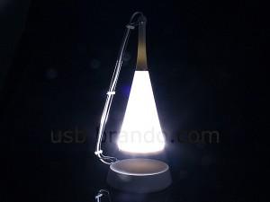 USB Touch-Sensitive Lamp with Mini Speaker — Сенсорная лампа с динамиком