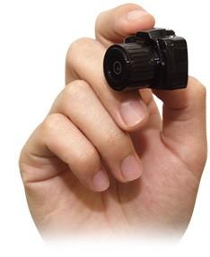 Chobi Cam One HD - Самая маленькая HD-камера