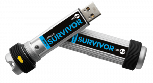 Flash Survivor и Flash Voyager GT - Обновленные USB 3.0 флешки от Corsair