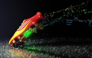 Adidas adisero f50 miCoach - Интеллектуальные бутсы