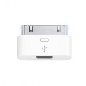 Apple iPhone Micro USB Adapter - Официальный microUSB адаптер для iPhone