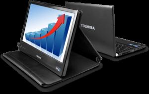 Toshiba USB Mobile LCD Monitor - Дополнительный USB-монитор для ноутбука